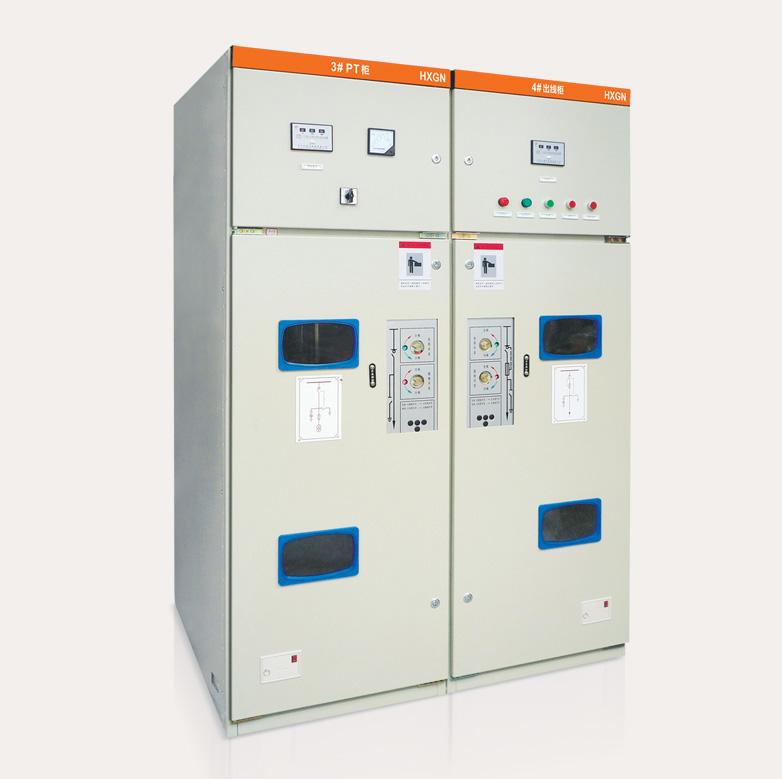 HXGN-12箱型固定式环网开关设备